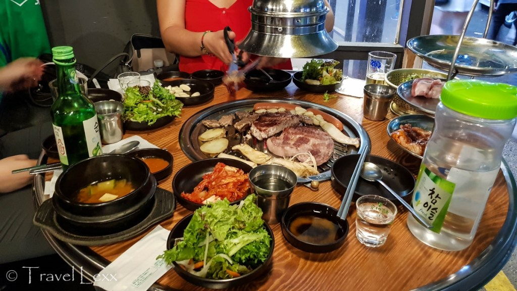 Korean BBQ, Reasons to visit South Korea