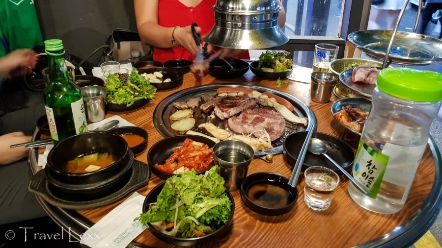 Korean BBQ, Korea Travel Guide