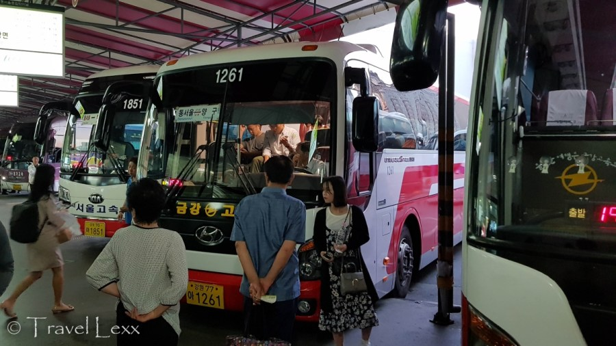 Public transport, Reasons to visit South Korea