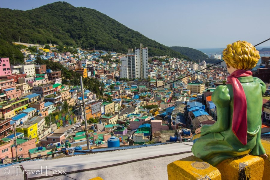 Gamcheon Culture Village, Reasons to visit South Korea