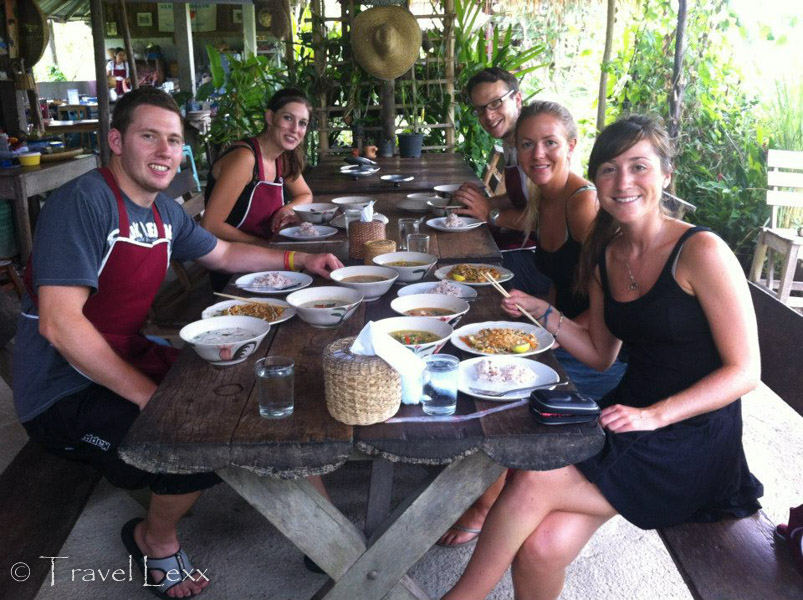 Cooking class, Chiang Mai, Thailand - Travelling Alone