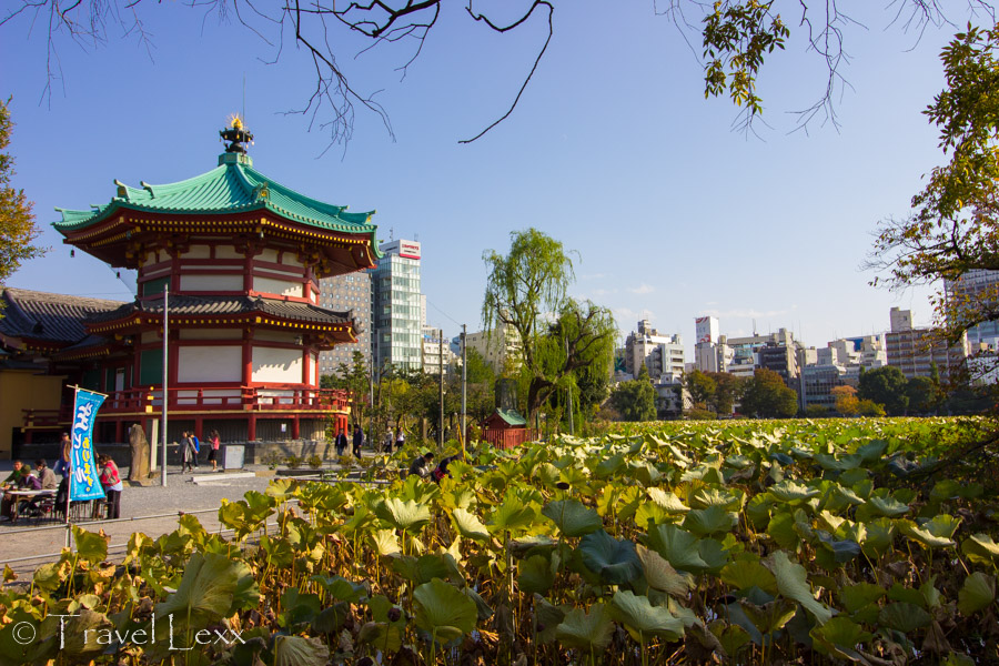 Bentendo Temple, Ueno Park - Things To Do in Tokyo