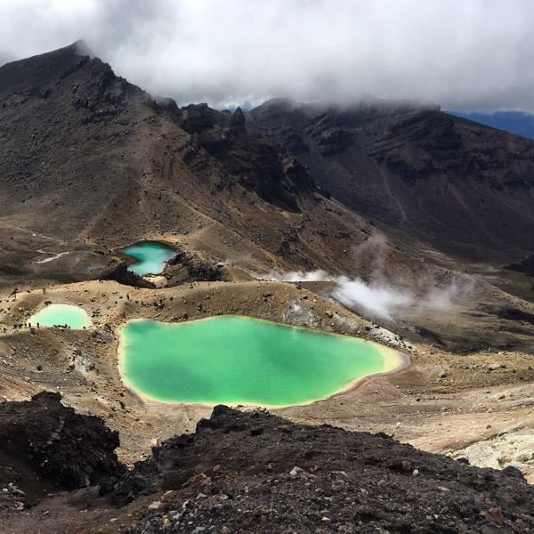 Best hikes in the world - Tongariro Crossing