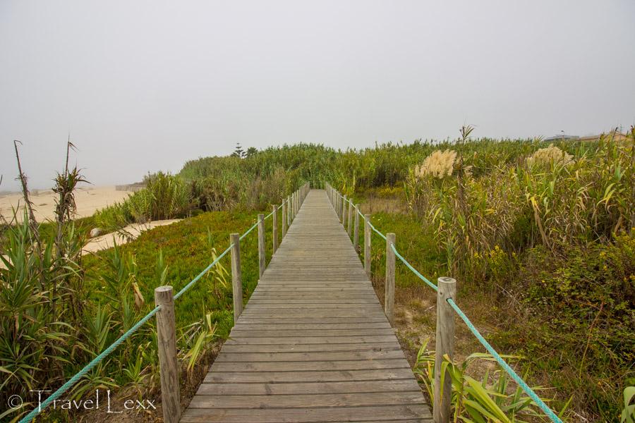Boardwalk - Capela do Senhor da Pedra