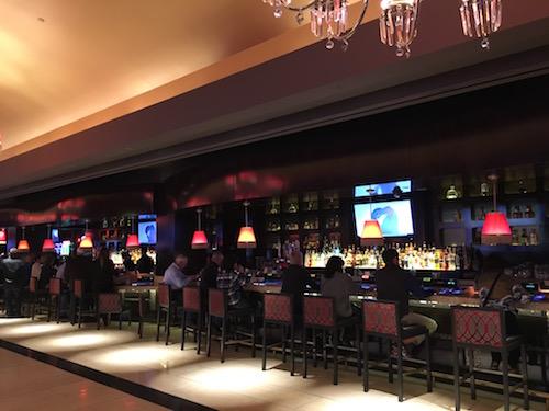 Cromwell casino bar.