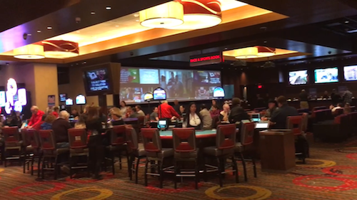 BJ and sportsbook.