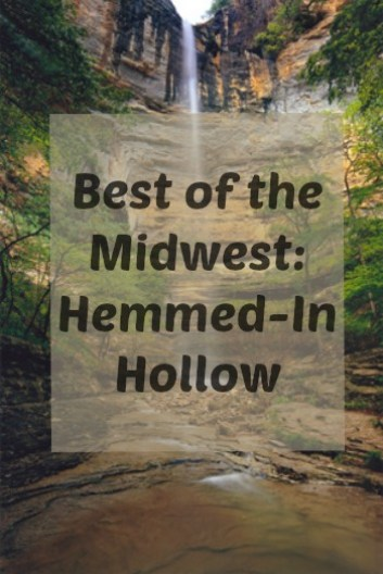 Best of the Midwest Hemmed-In Hollow || Travel Far, Eat Well