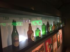 Heineken bottles up till now!