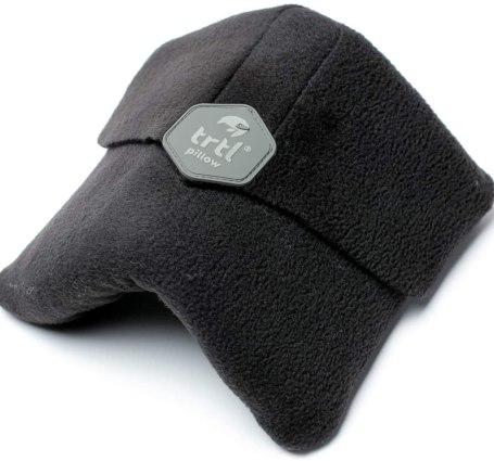 best-travel-gifts-for-men-trtl-pillow-neck-support-travel-pillow
