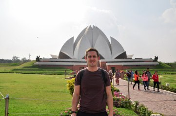 Lotus Temple, Dehli
