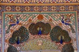 Peacock Gate (Autumn), City Palace