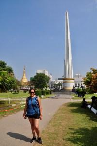 Yangon Central Park