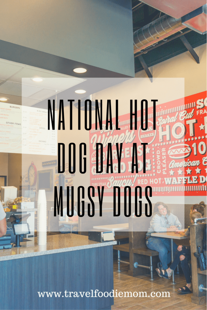 National Hot Dog Day at Mugsy Dogs