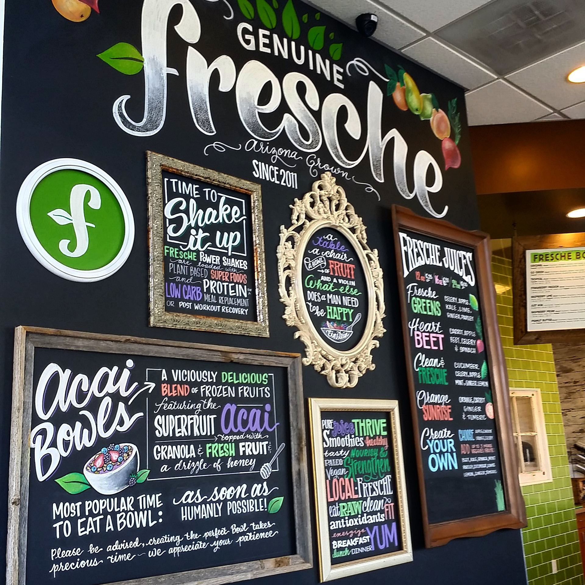 Genuine Fresche, Chandler, Arizona