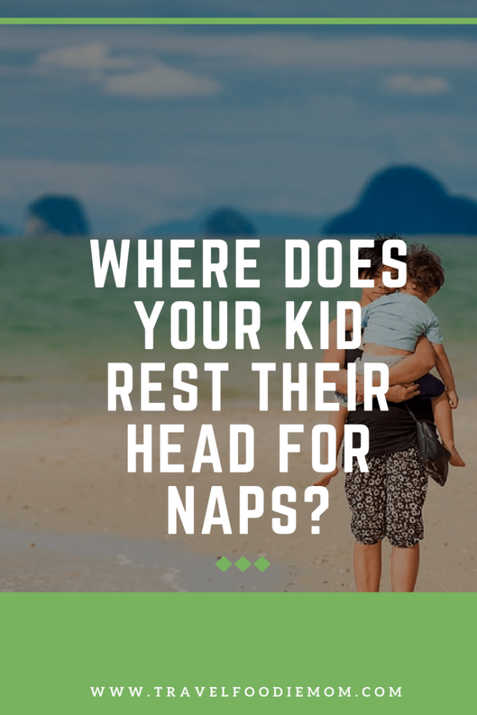 Where Does Your Kid Rest Their Head For Naps?