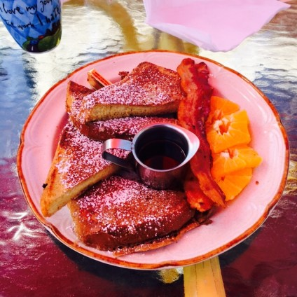 Bomb-Ass French Toast (Toasted Owl)