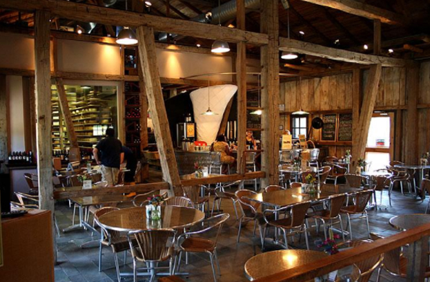 There Is More Than Just Corn In Indiana Top Five FarmToTable - Farmhouse table restaurant