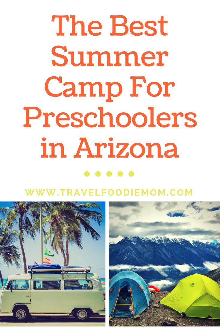 The Best Summer Camp For Preschoolers in Arizona