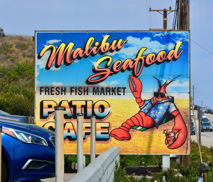 Malibu Seafood : Fresh Fish Market & Patio Cafe
