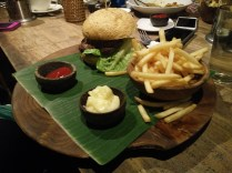 The Indonesian Hamburger