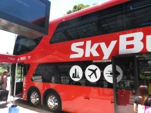 Pricey Sky Bus -_-