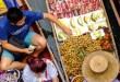 Floating markets in Bangkok