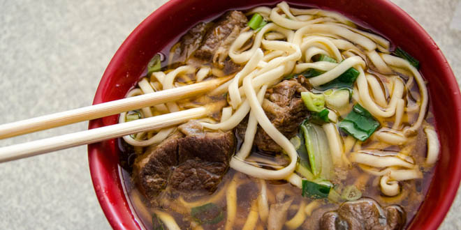 Image result for long chinese noodles