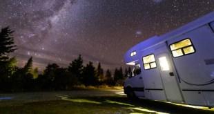Campervan Road Trip in Australia