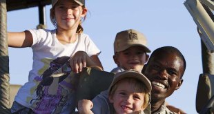 5 Tips for Vacationing in Africa with Kids