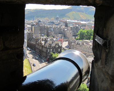 Travel For Kids Edinburgh Castle Photos