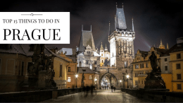 must see things in prague