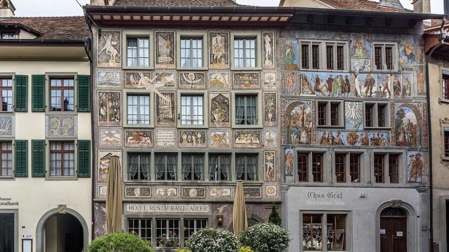 tourist places in switzerland