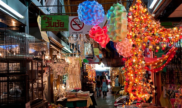 bangkok tourist area
