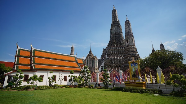 bangkok tourist sites