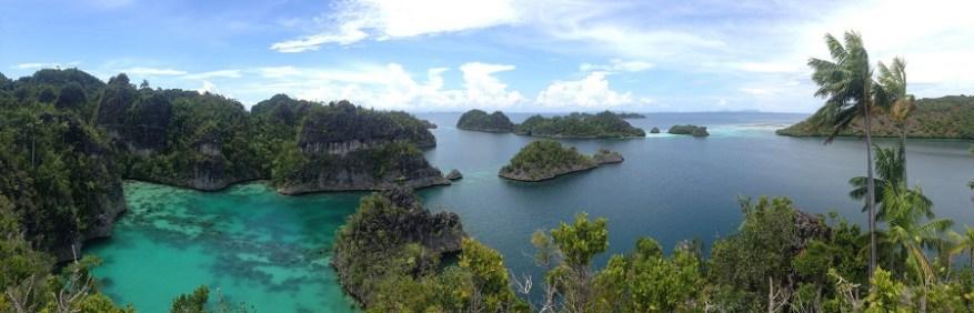 indonesia raja ampat islands