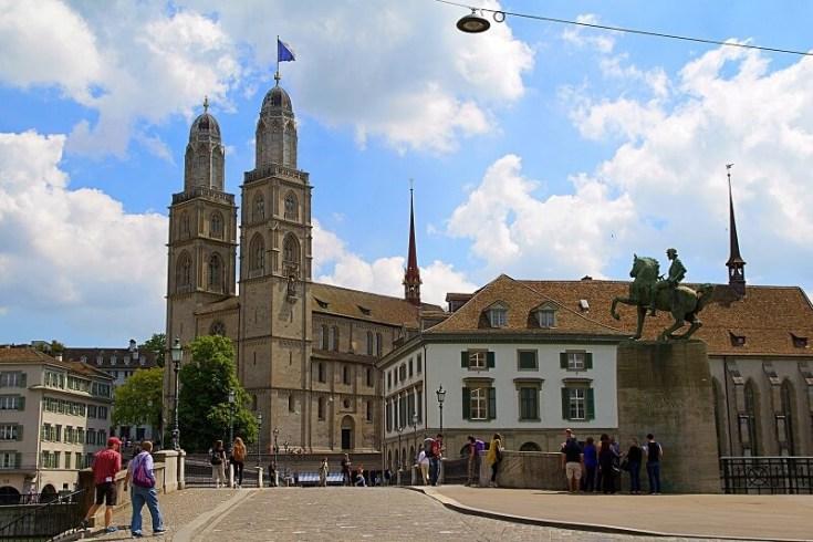 top sights zurich switzerland