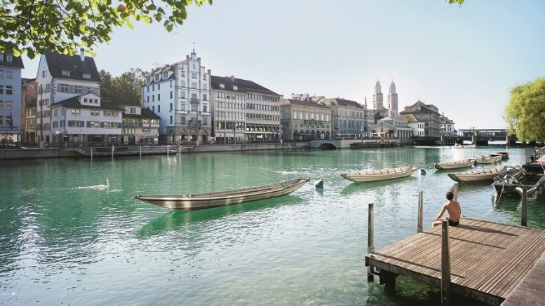 top things to do and see in zurich