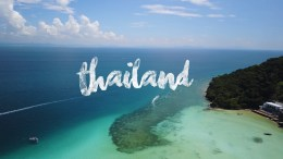 travel video thailand