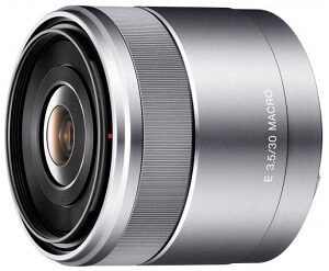 Sony a6000 compatible lenses