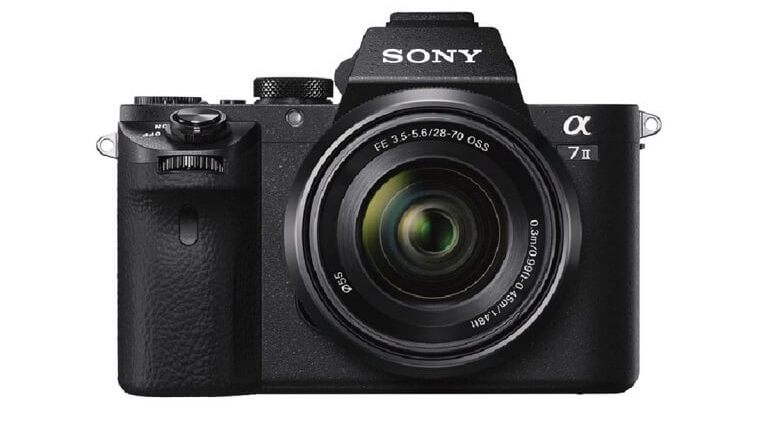 best lens for sony a7ii