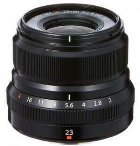 what lens should I get for my fuji x-t2