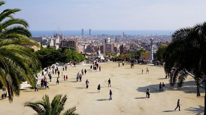 barcelona spain attractions