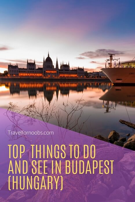 budapest best things to do and see