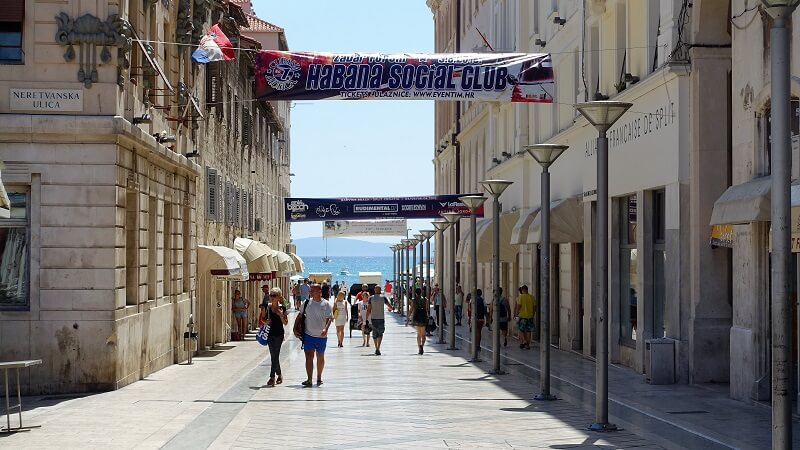places to visit in Split