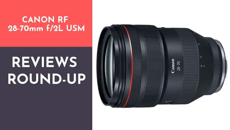 Canon RF 28-70mm f2L USM review