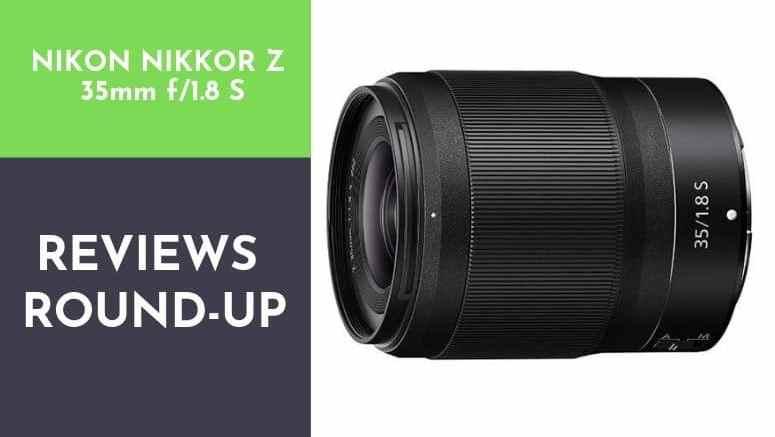 Nikon NIKKOR Z 35mm f1.8 S review