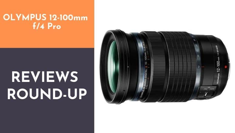 Olympus 12-100mm f4 Pro review
