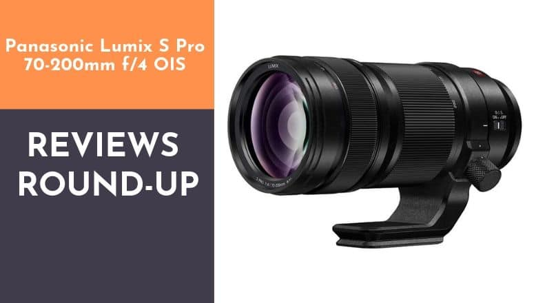 Panasonic Lumix S Pro 70-200mm f4 OIS review