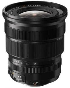 best fuji x lens