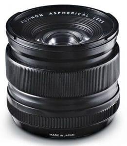 what fuji x lens to get